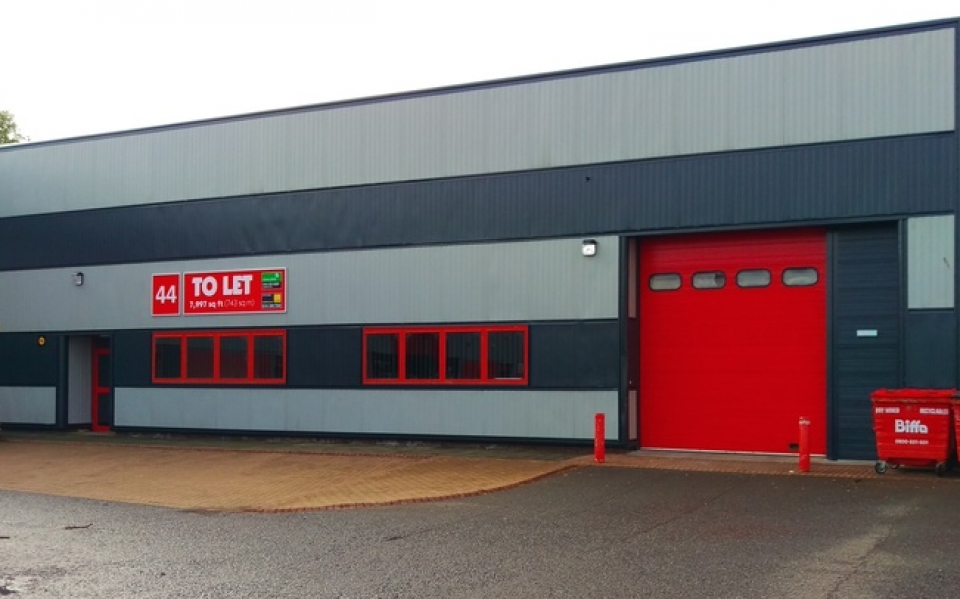 Unit 44 Westfield North Cumbernauld