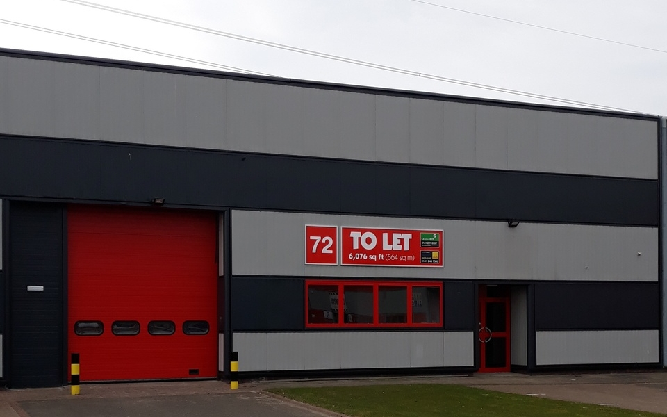 Unit 72 Westfield North Industrial Units To Let Cumbernauld (3)