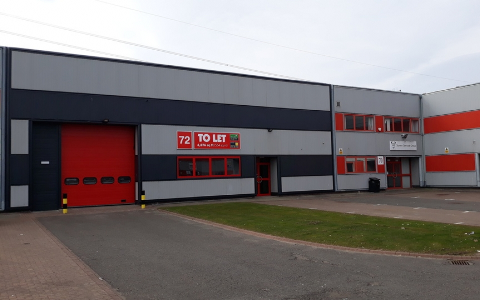 Unit 72 Westfield North Industrial Units To Let Cumbernauld (2)