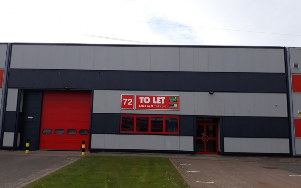 Unit 72 Westfield North Industrial Units To Let Cumbernauld (1)