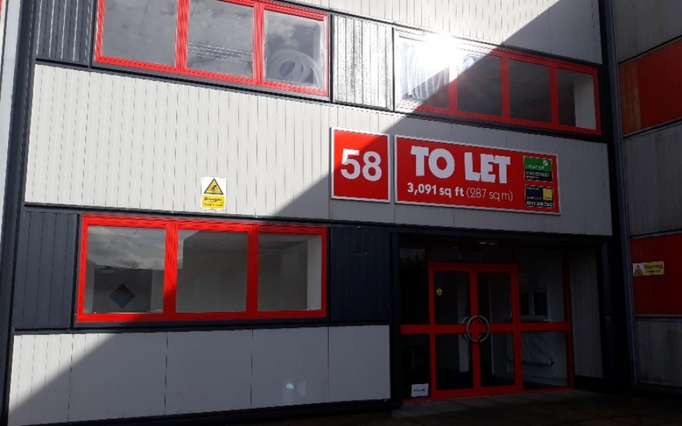 Unit 58 Westfield North Industrial Units To let (3)
