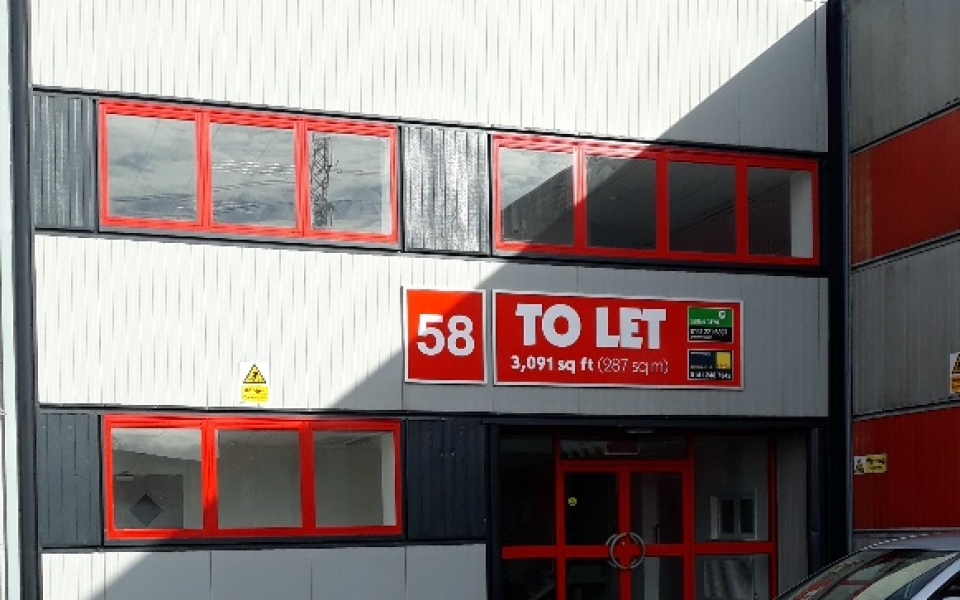 Unit 58 Westfield North Industrial Units To let (2)